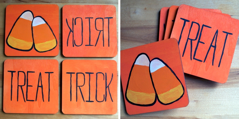 Trick Coasters