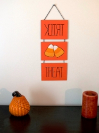 trick or treat sign 2