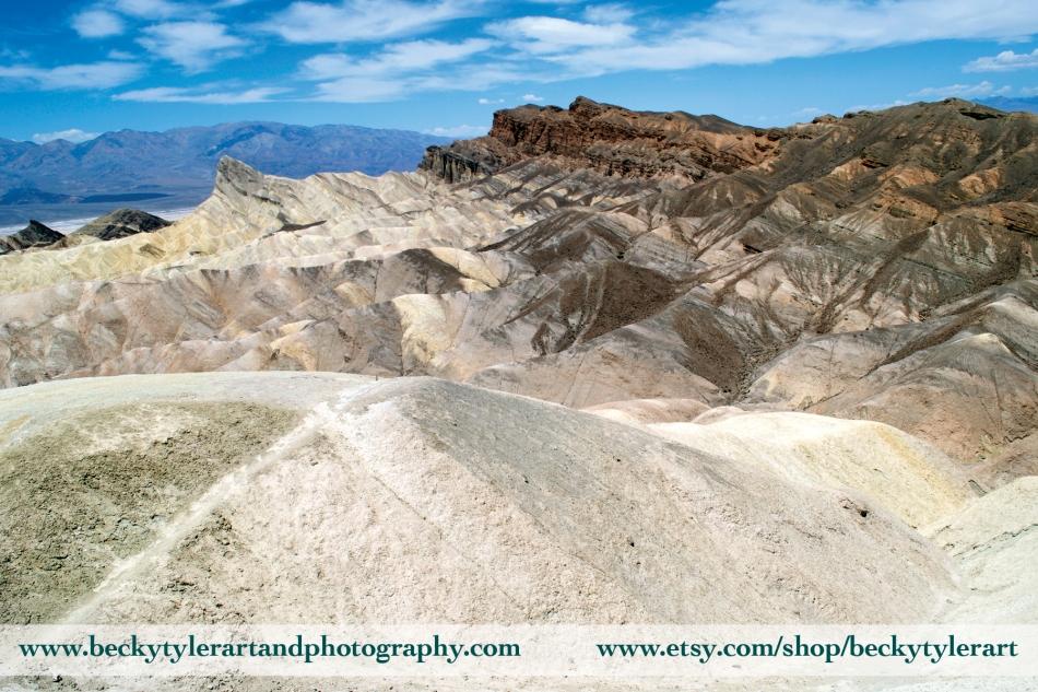 2017 Death Valley Zabriskie Point 2