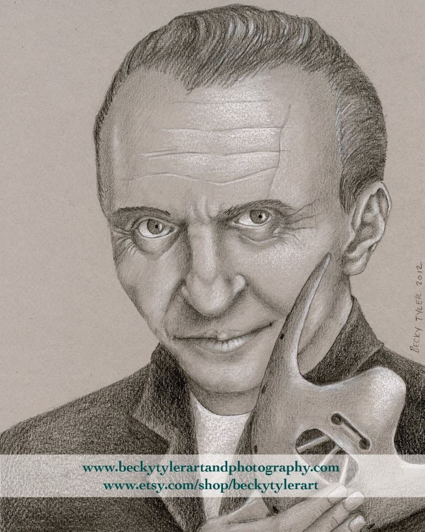 Hannibal Lecter Anthony Hopkins