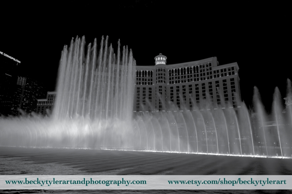 Las Vegas Bellagio Fountain 2