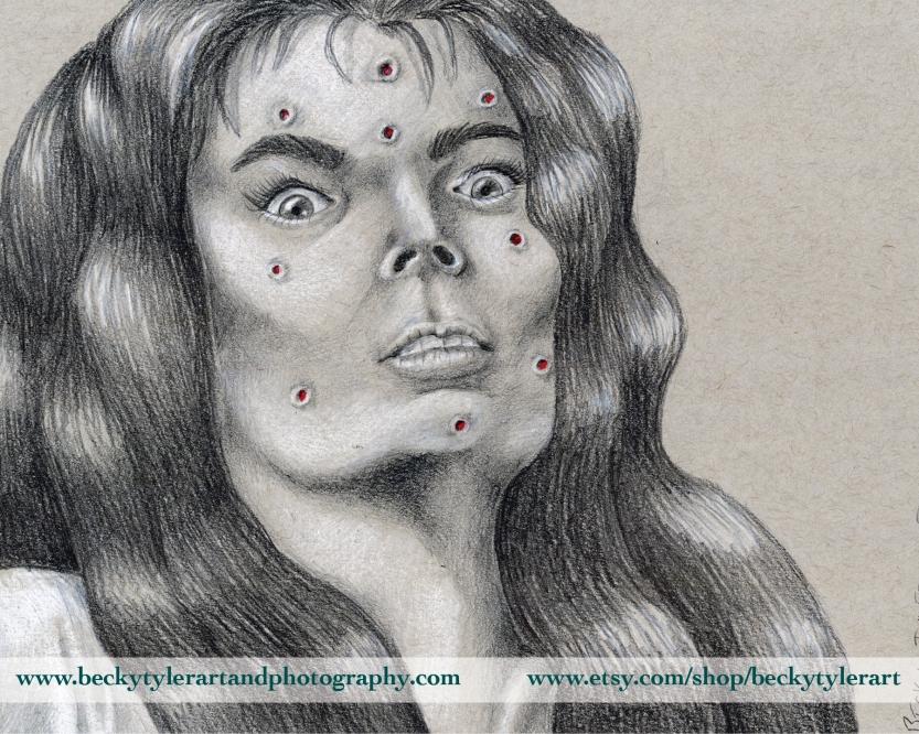 Scream Queen Barbara Steele