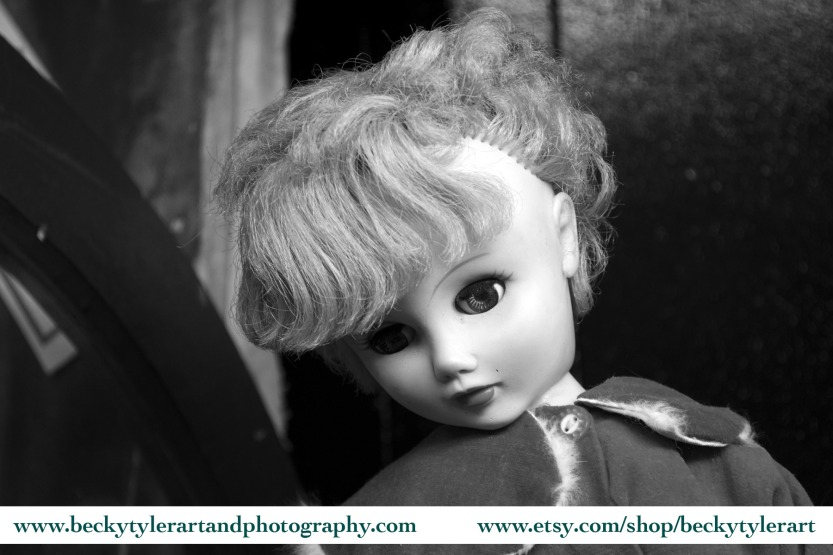 2019 Creepy Doll 9