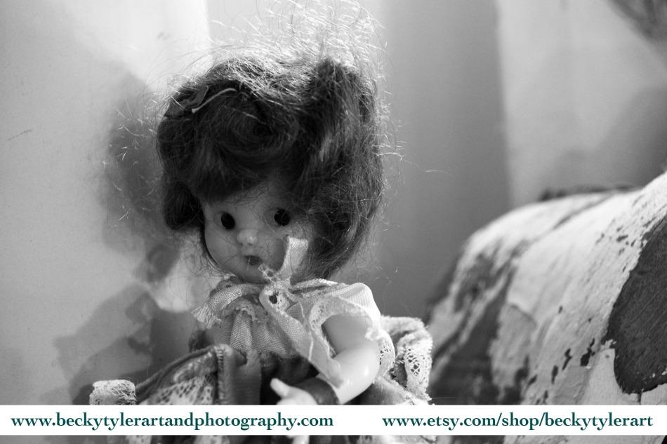 2019 Creepy Doll