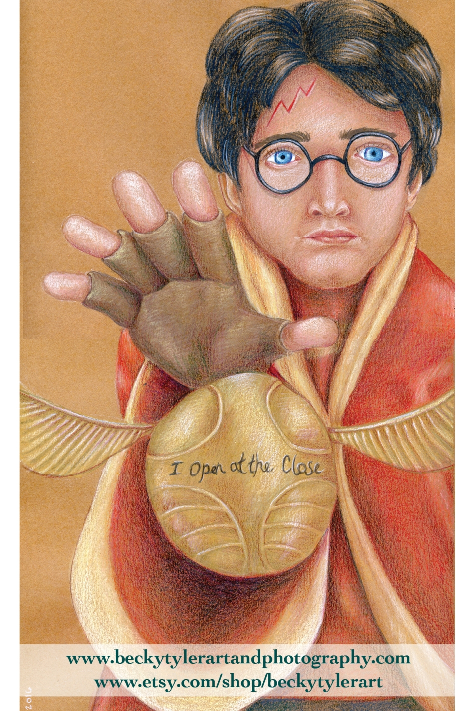 Harry Potter Snitch