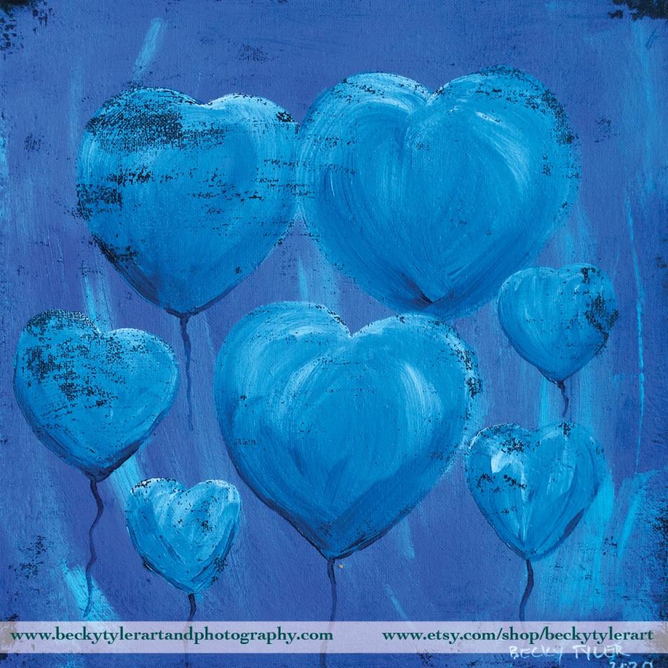 2020 Blue Heart