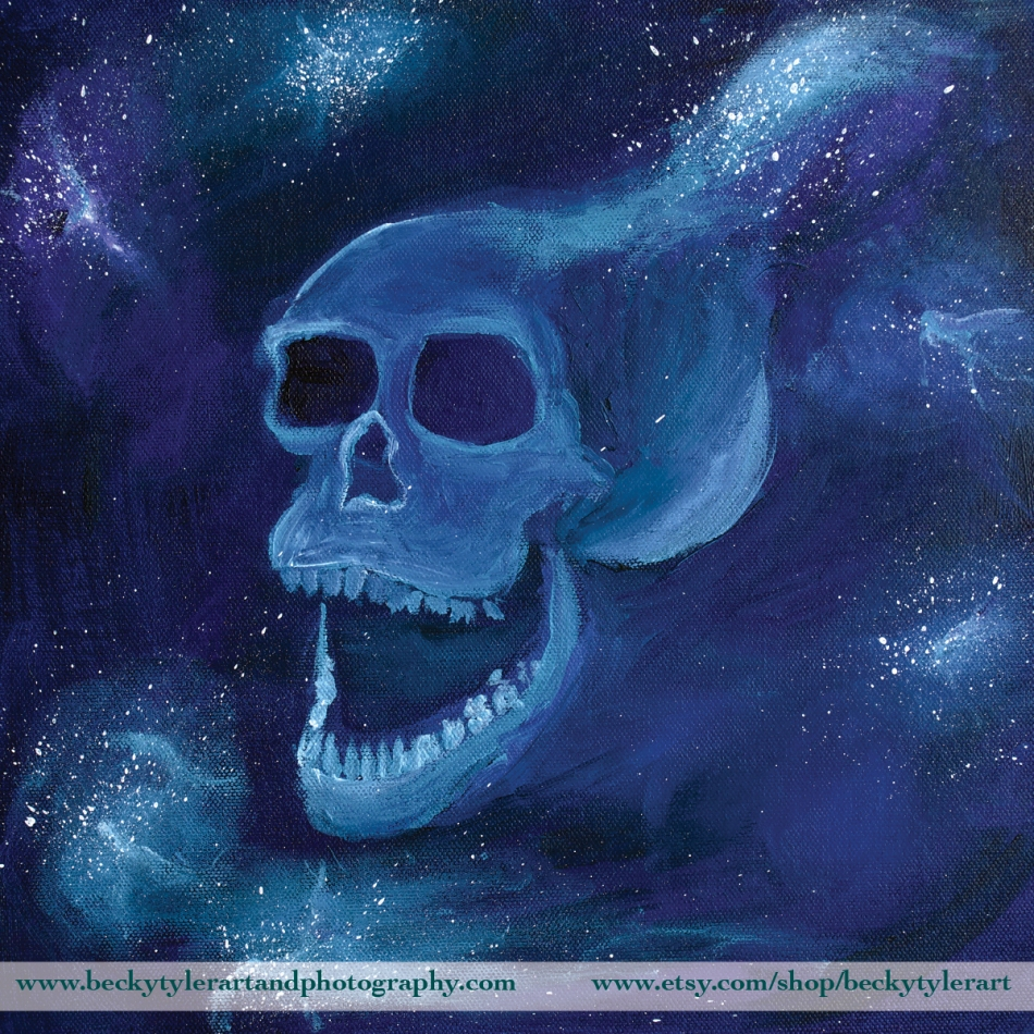 2020 12x12 Skull Nebula