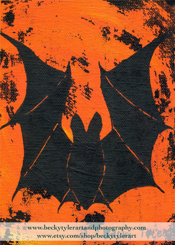 2020 Black Bat 5x7